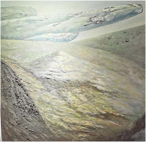 """""""游牧视界""""内蒙古小幅美术作品展作品欣赏 第45张"""