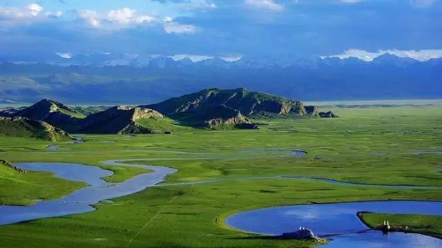 新疆巴音郭楞蒙古自治州和静县巴音布鲁克草原美景 第3张 新疆巴音郭楞蒙古自治州和静县巴音布鲁克草原美景 蒙古文化