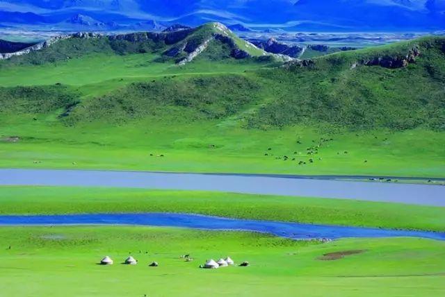 新疆巴音郭楞蒙古自治州和静县巴音布鲁克草原美景 第5张 新疆巴音郭楞蒙古自治州和静县巴音布鲁克草原美景 蒙古文化
