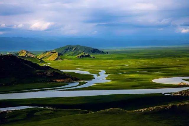 新疆巴音郭楞蒙古自治州和静县巴音布鲁克草原美景 第8张 新疆巴音郭楞蒙古自治州和静县巴音布鲁克草原美景 蒙古文化