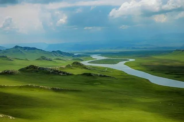 新疆巴音郭楞蒙古自治州和静县巴音布鲁克草原美景 第9张 新疆巴音郭楞蒙古自治州和静县巴音布鲁克草原美景 蒙古文化