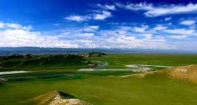 新疆巴音郭楞蒙古自治州和静县巴音布鲁克草原美景 第10张 新疆巴音郭楞蒙古自治州和静县巴音布鲁克草原美景 蒙古文化