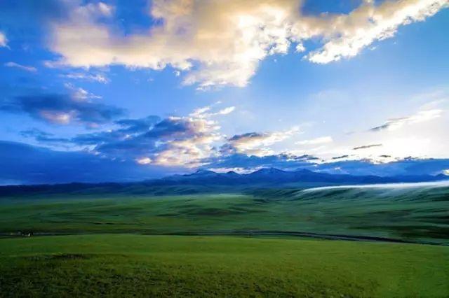 新疆巴音郭楞蒙古自治州和静县巴音布鲁克草原美景 第18张 新疆巴音郭楞蒙古自治州和静县巴音布鲁克草原美景 蒙古文化