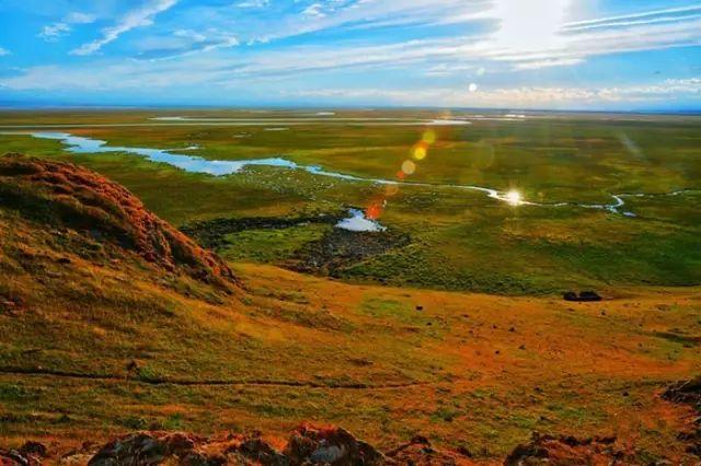 新疆巴音郭楞蒙古自治州和静县巴音布鲁克草原美景 第35张 新疆巴音郭楞蒙古自治州和静县巴音布鲁克草原美景 蒙古文化