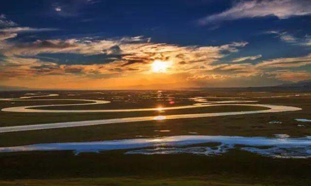 新疆巴音郭楞蒙古自治州和静县巴音布鲁克草原美景 第39张 新疆巴音郭楞蒙古自治州和静县巴音布鲁克草原美景 蒙古文化