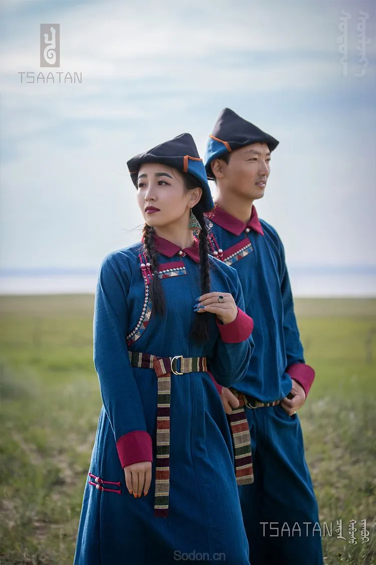 Tsaatan蒙古时装 2020 夏季新款首发 第1张