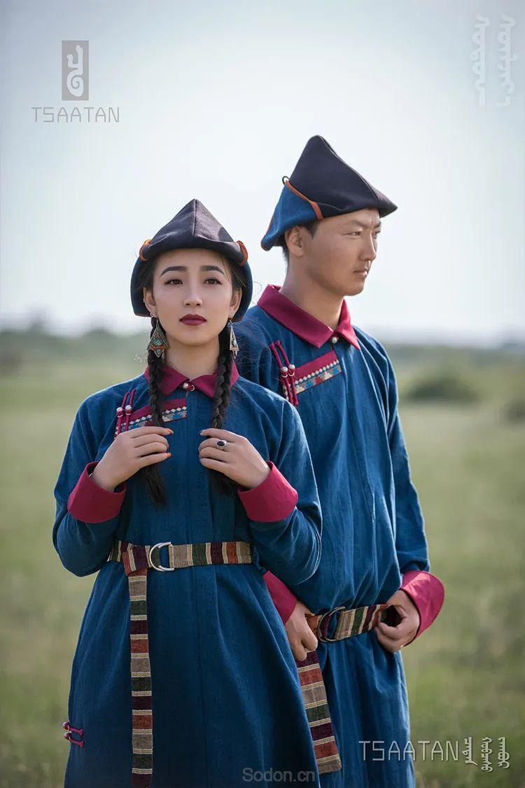 Tsaatan蒙古时装 2020 夏季新款首发 第4张