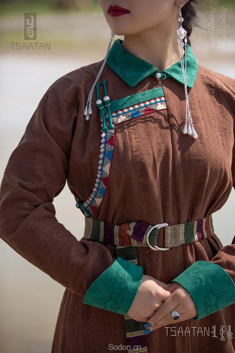 Tsaatan蒙古时装 2020 夏季新款首发 第8张
