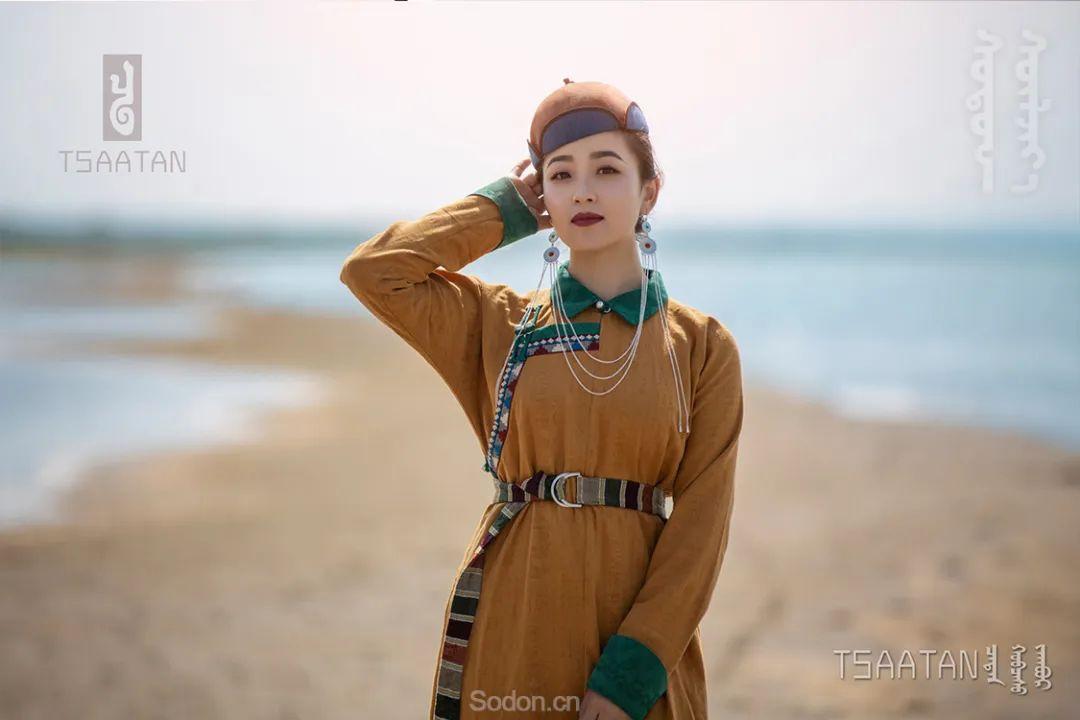 Tsaatan蒙古时装 2020 夏季新款首发 第9张