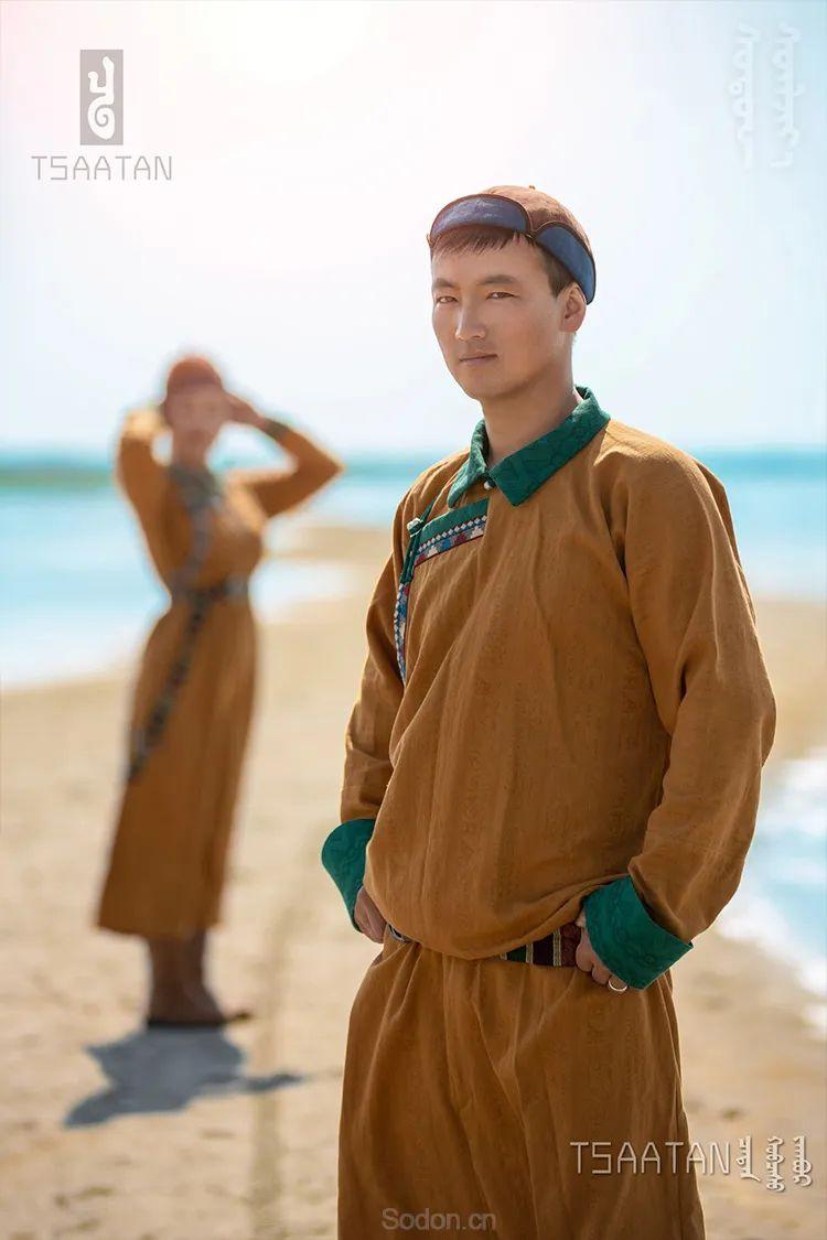 Tsaatan蒙古时装 2020 夏季新款首发 第10张