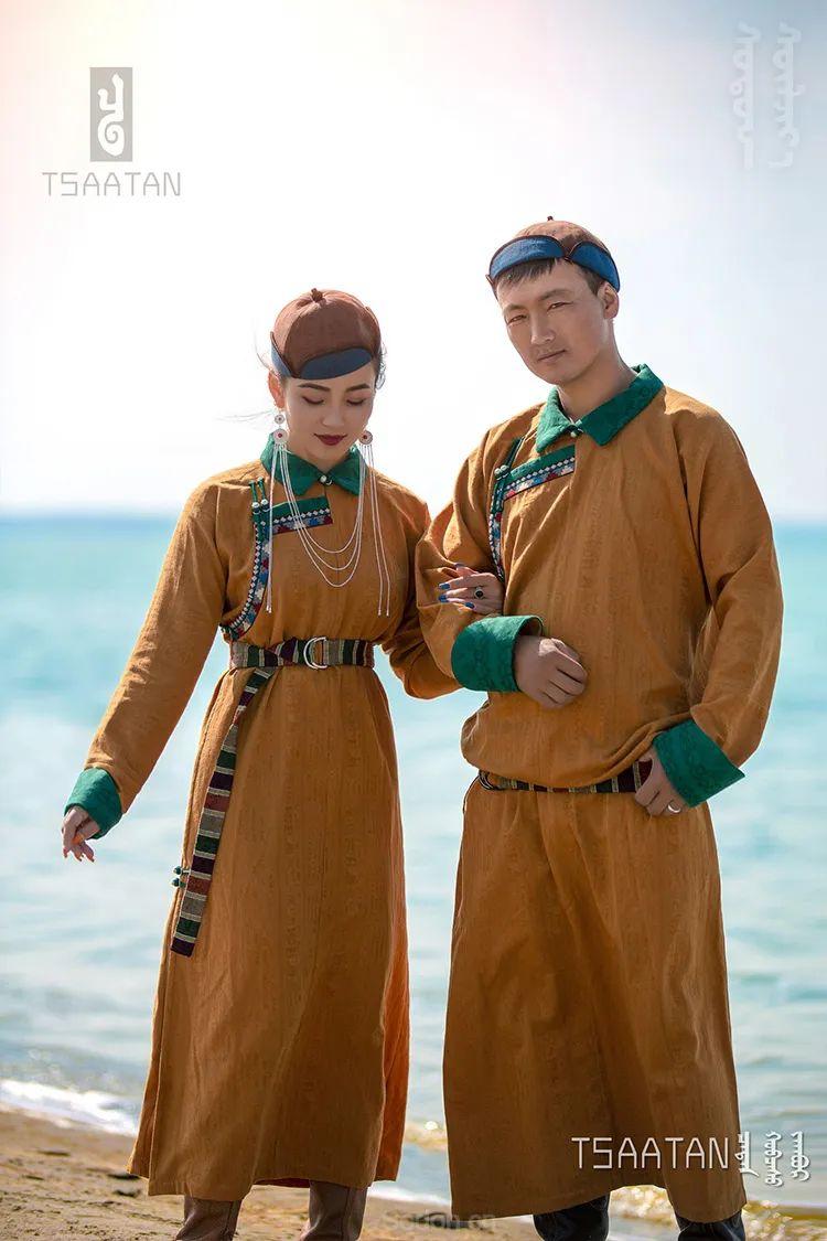 Tsaatan蒙古时装 2020 夏季新款首发 第11张