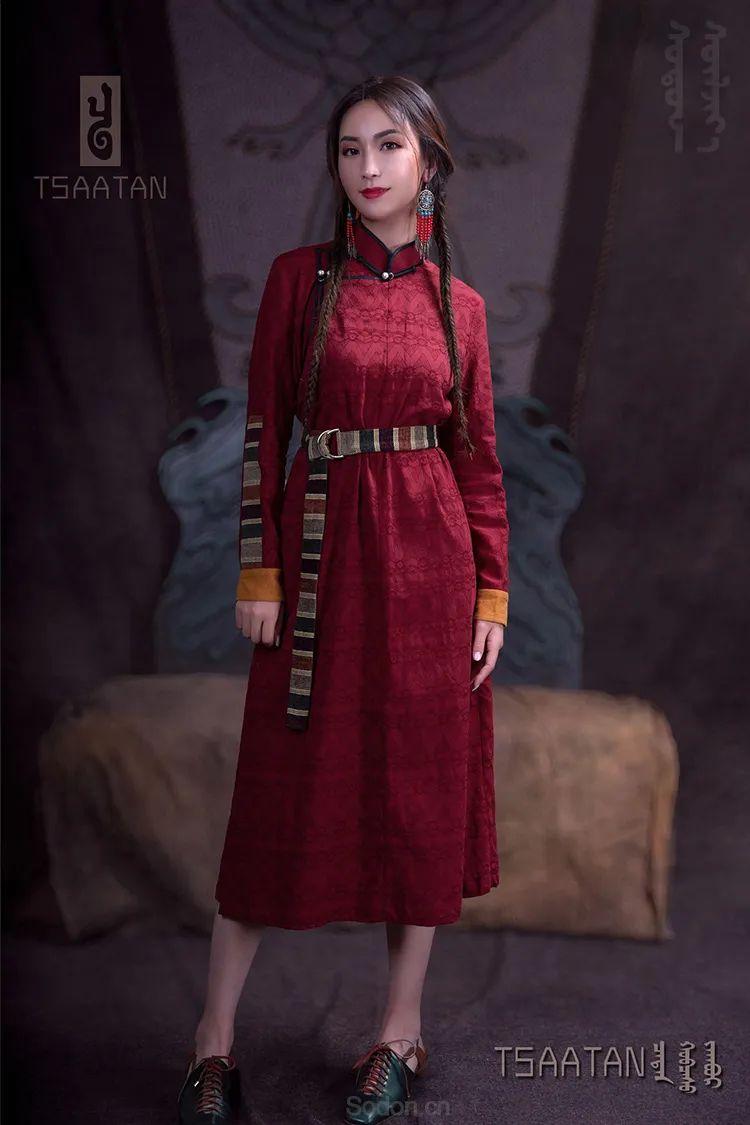 Tsaatan蒙古时装 2020 夏季新款首发 第16张