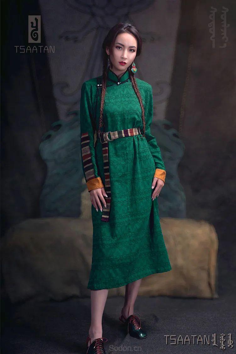 Tsaatan蒙古时装 2020 夏季新款首发 第19张