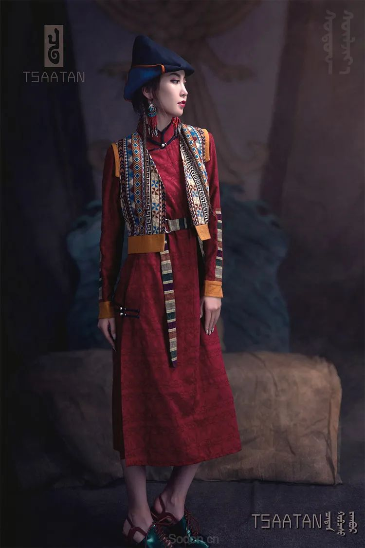 Tsaatan蒙古时装 2020 夏季新款首发 第17张