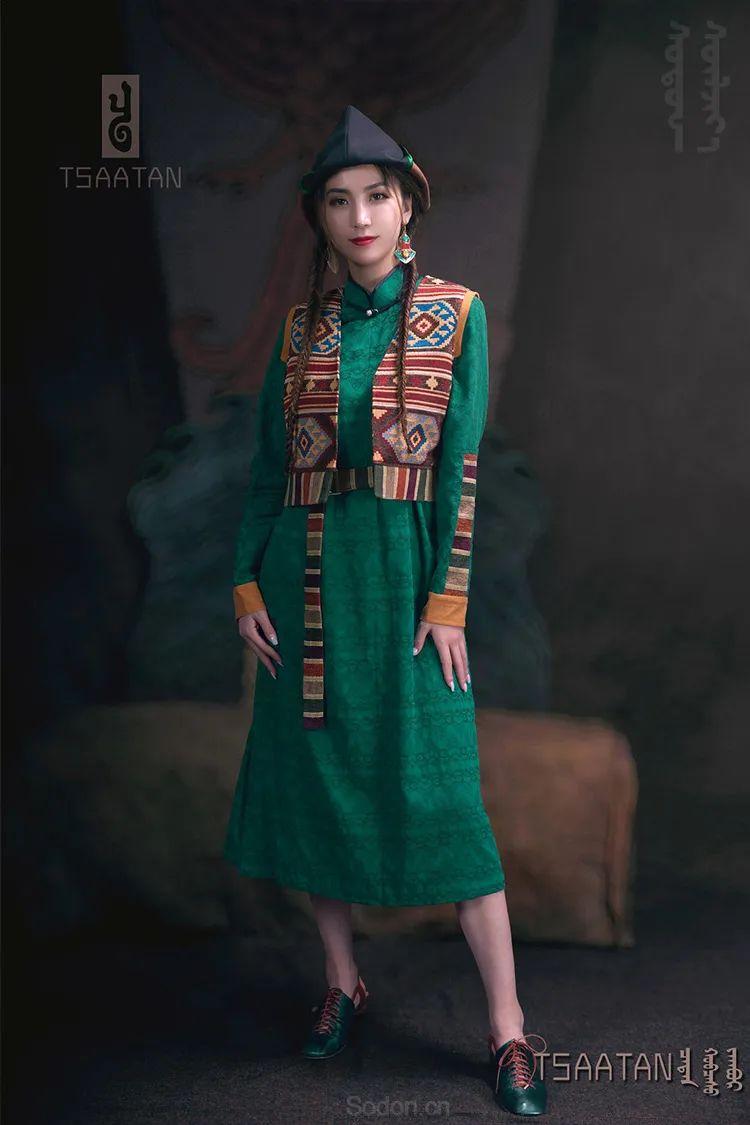 Tsaatan蒙古时装 2020 夏季新款首发 第20张