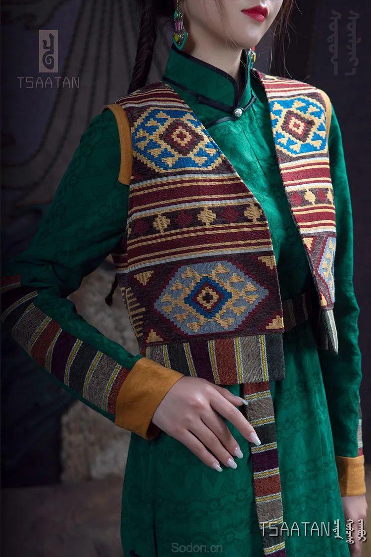 Tsaatan蒙古时装 2020 夏季新款首发 第21张