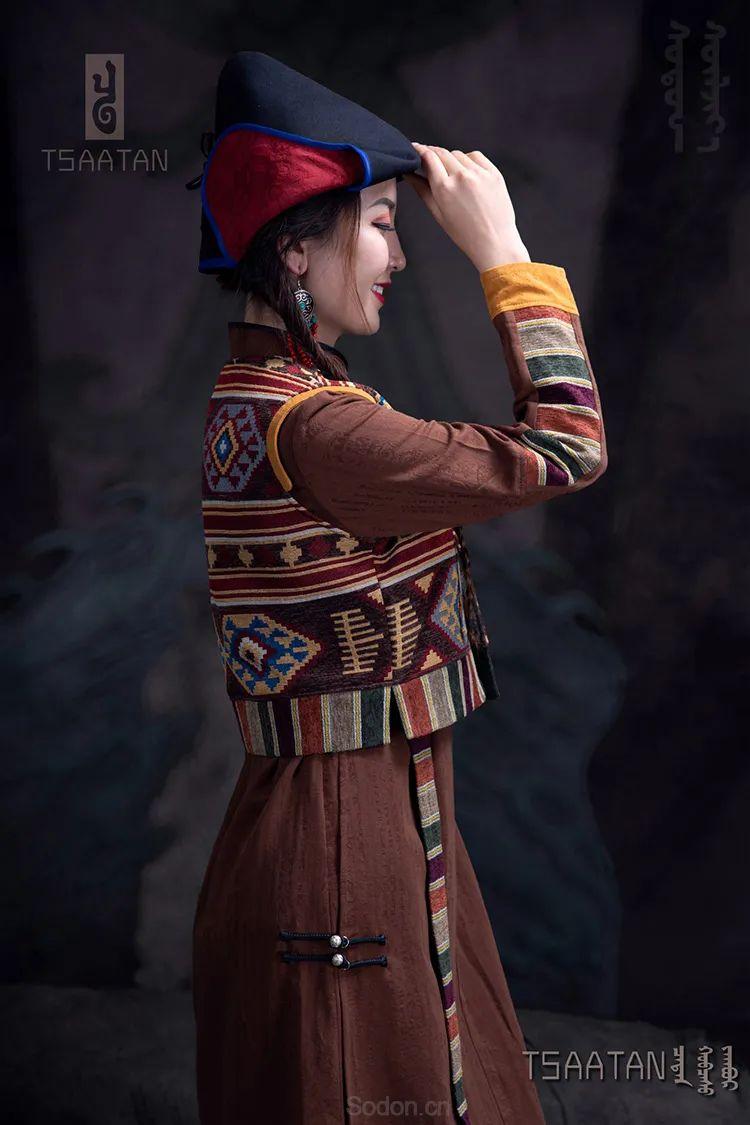 Tsaatan蒙古时装 2020 夏季新款首发 第25张