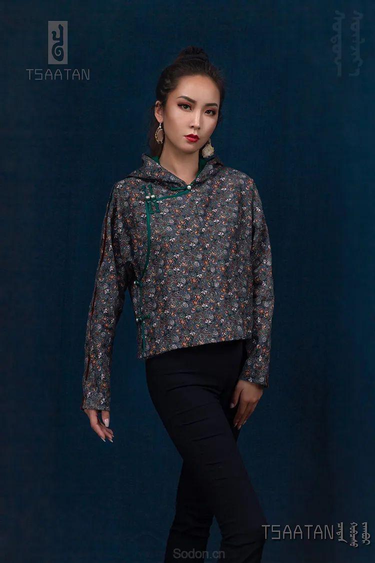 Tsaatan蒙古时装 2020 夏季新款首发 第29张