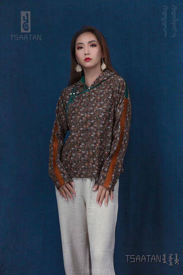 Tsaatan蒙古时装 2020 夏季新款首发 第31张