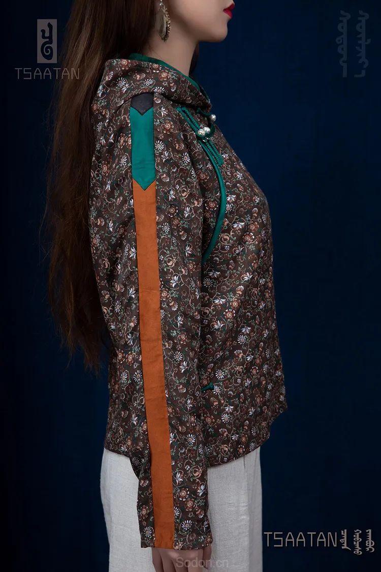 Tsaatan蒙古时装 2020 夏季新款首发 第33张