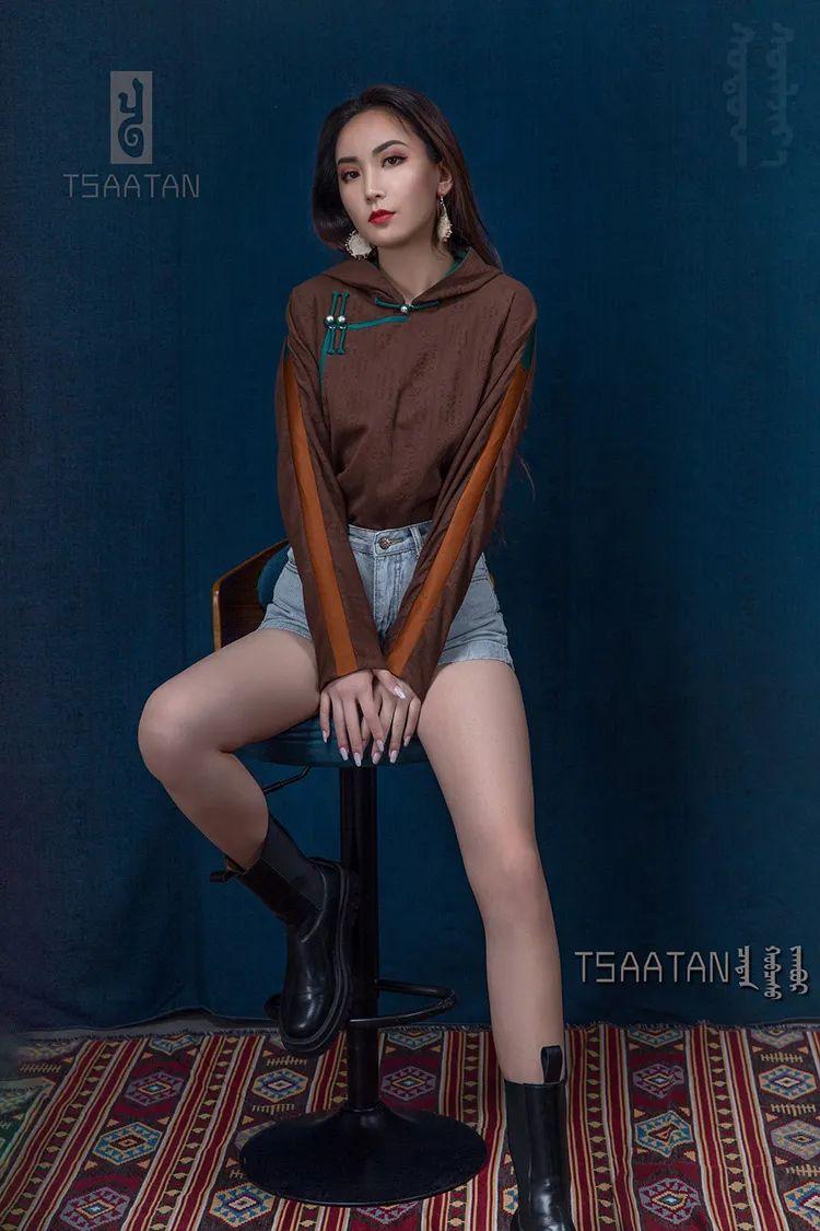 Tsaatan蒙古时装 2020 夏季新款首发 第35张