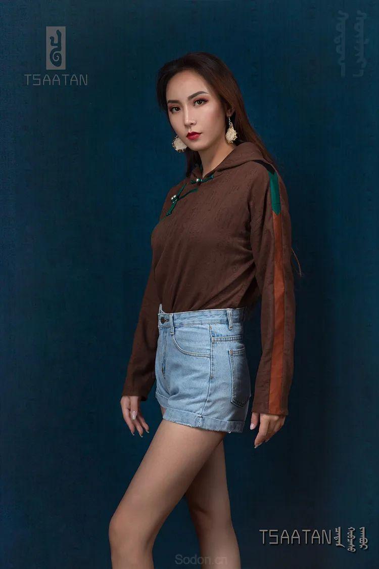 Tsaatan蒙古时装 2020 夏季新款首发 第34张