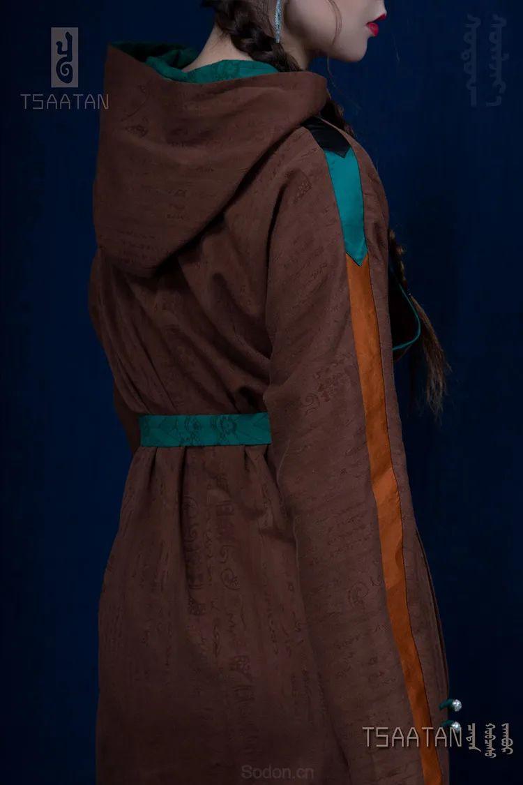 Tsaatan蒙古时装 2020 夏季新款首发 第41张