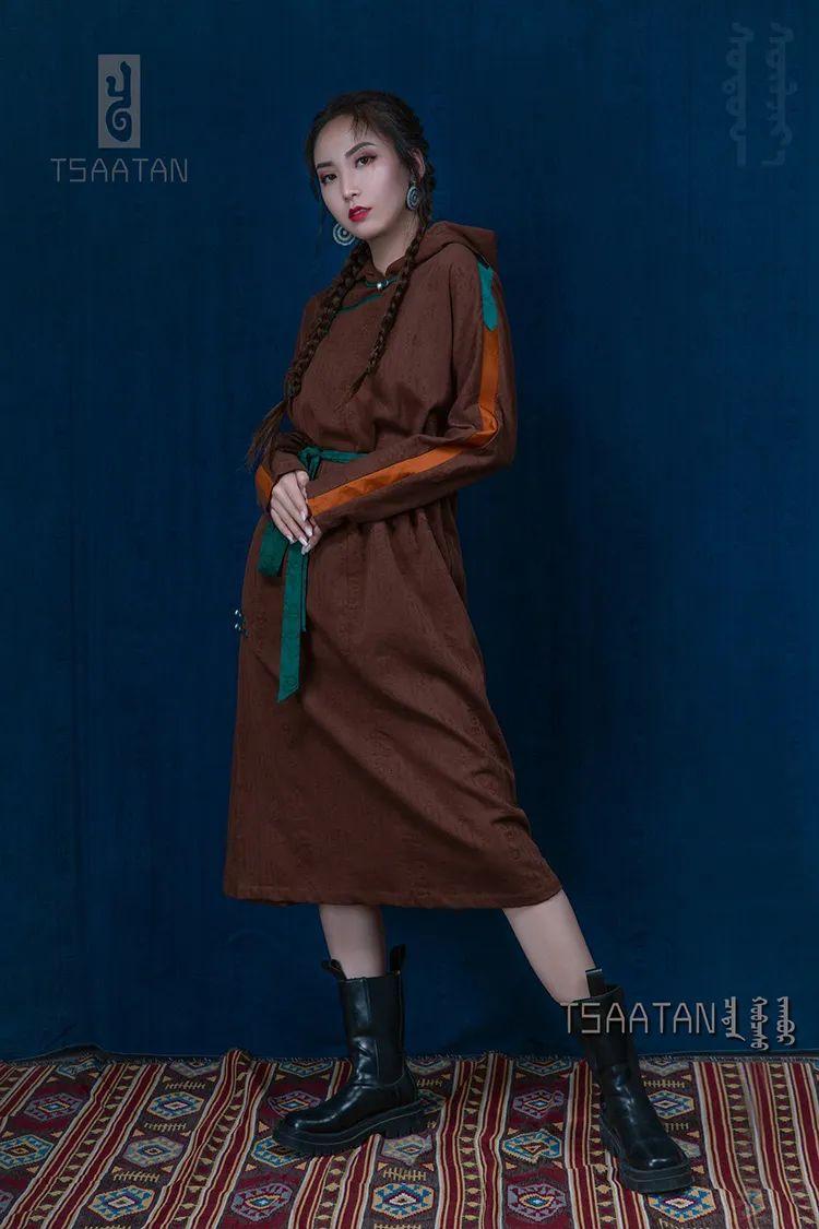 Tsaatan蒙古时装 2020 夏季新款首发 第39张