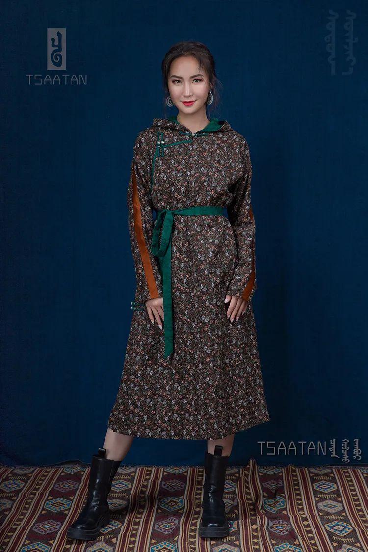 Tsaatan蒙古时装 2020 夏季新款首发 第43张