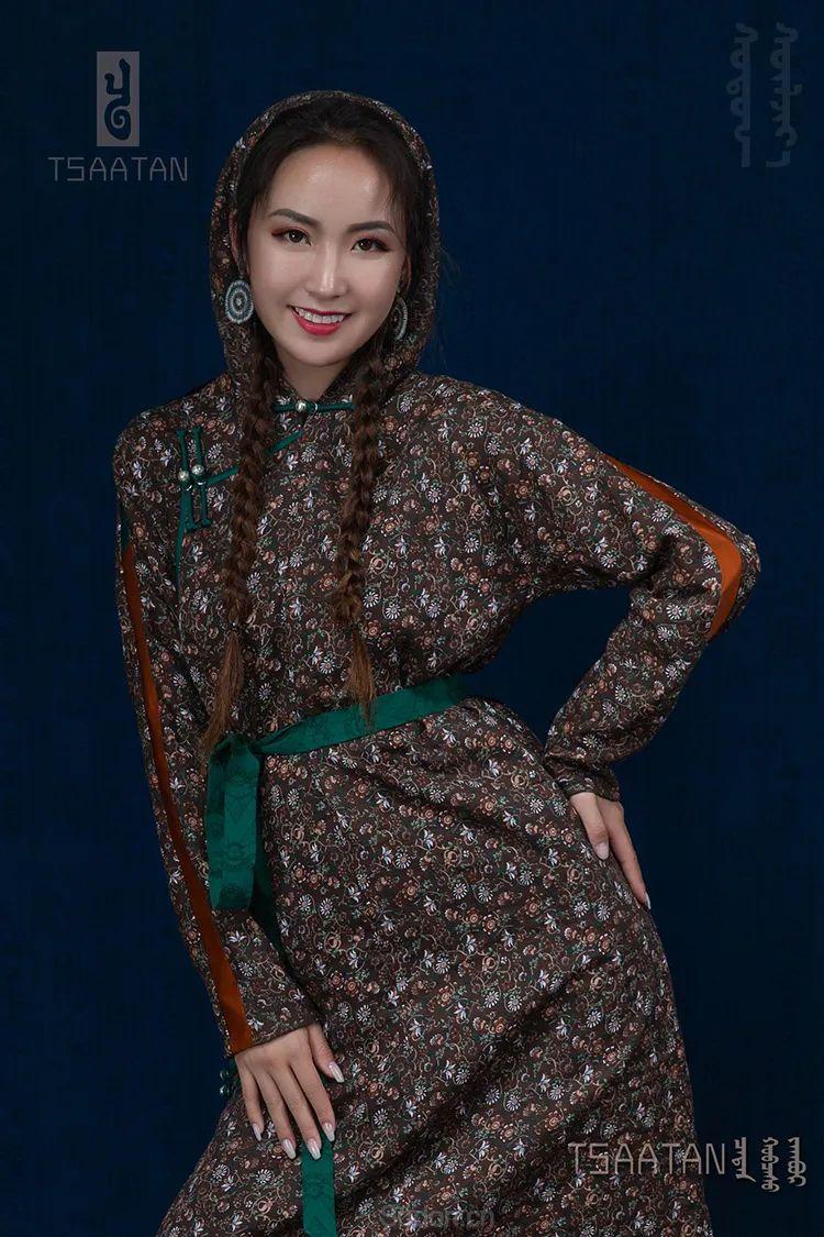 Tsaatan蒙古时装 2020 夏季新款首发 第44张