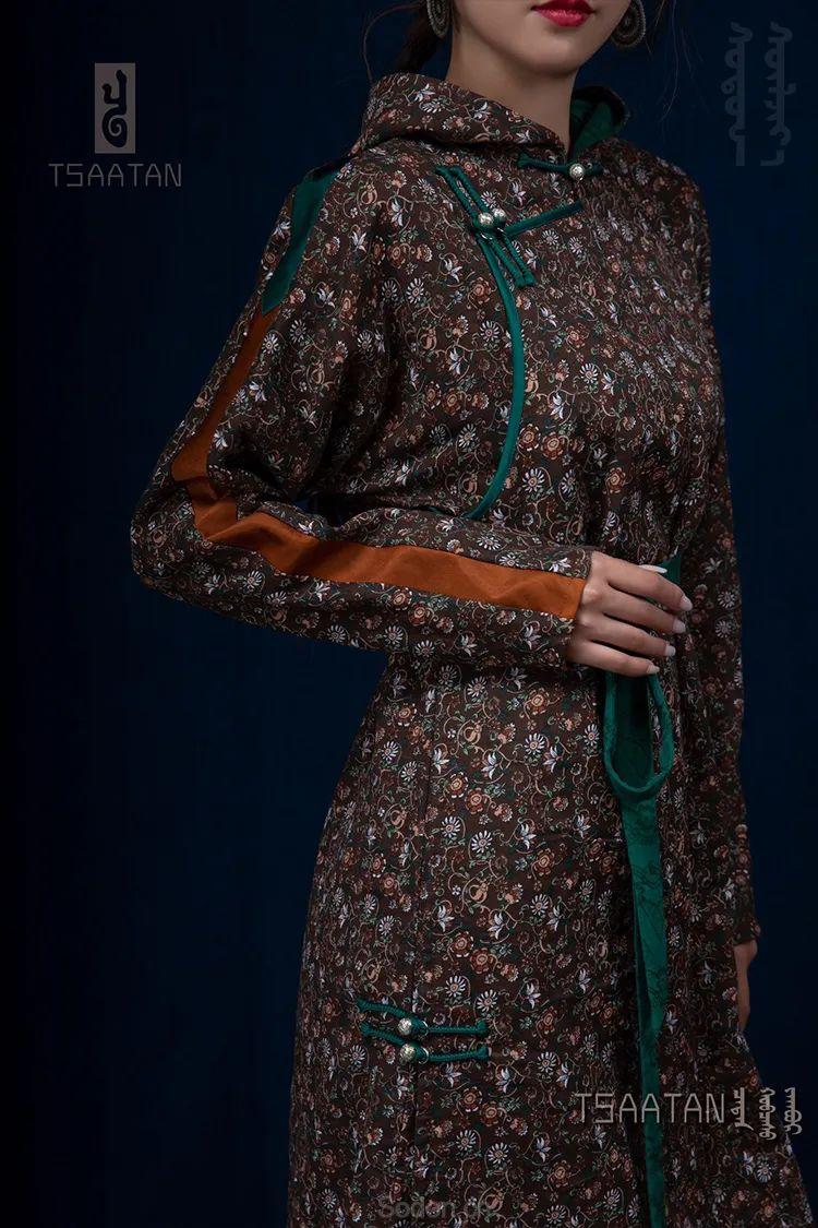 Tsaatan蒙古时装 2020 夏季新款首发 第45张