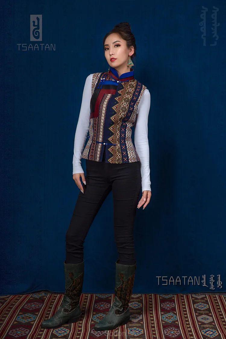 Tsaatan蒙古时装 2020 夏季新款首发 第53张