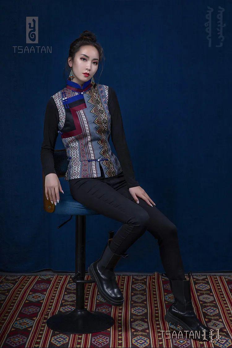 Tsaatan蒙古时装 2020 夏季新款首发 第55张