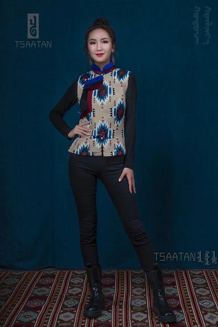 Tsaatan蒙古时装 2020 夏季新款首发 第56张