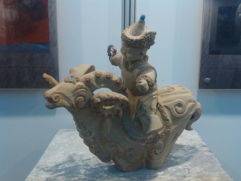 【艺术】蒙古风格的现代雕塑.雕刻 第8张 【艺术】蒙古风格的现代雕塑.雕刻 蒙古画廊