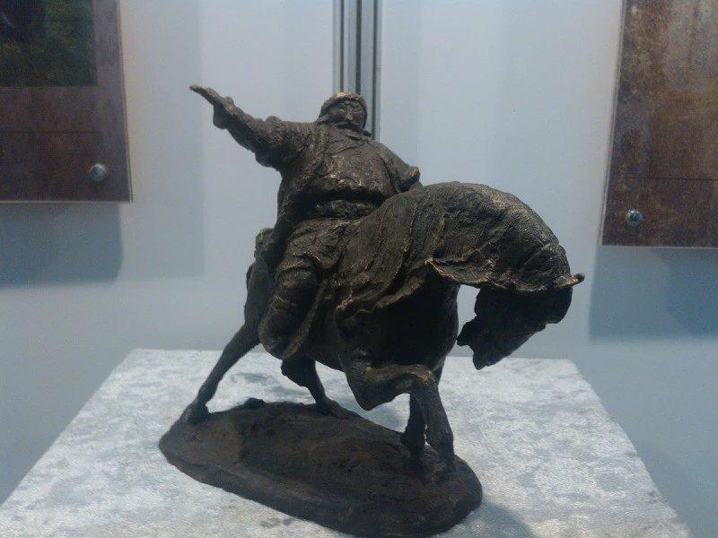 【艺术】蒙古风格的现代雕塑.雕刻 第25张 【艺术】蒙古风格的现代雕塑.雕刻 蒙古画廊