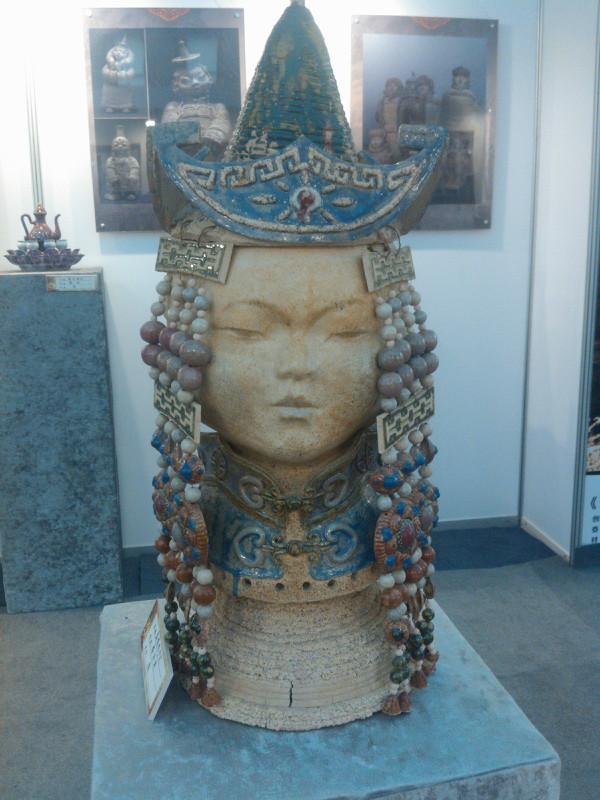 【艺术】蒙古风格的现代雕塑.雕刻 第20张 【艺术】蒙古风格的现代雕塑.雕刻 蒙古画廊