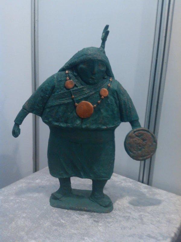 【艺术】蒙古风格的现代雕塑.雕刻 第28张 【艺术】蒙古风格的现代雕塑.雕刻 蒙古画廊