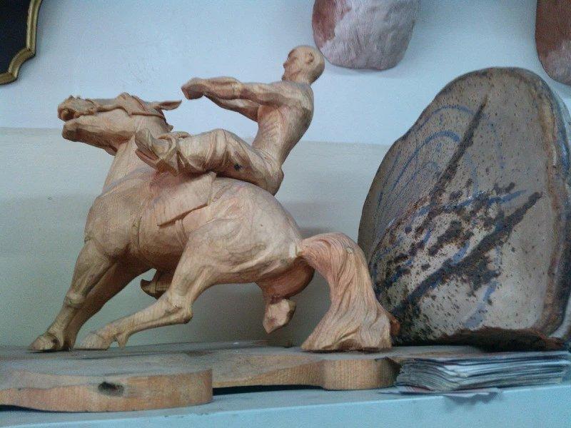 【艺术】蒙古风格的现代雕塑.雕刻 第58张 【艺术】蒙古风格的现代雕塑.雕刻 蒙古画廊