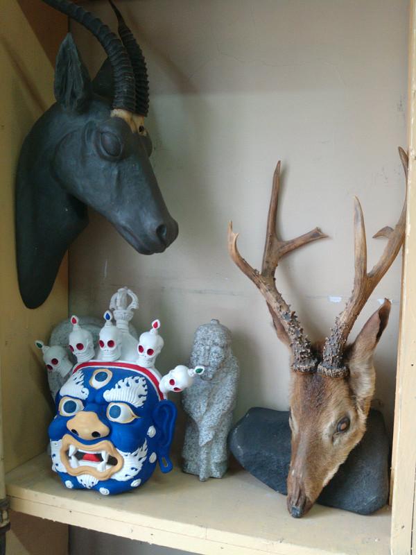 【艺术】蒙古风格的现代雕塑.雕刻 第55张 【艺术】蒙古风格的现代雕塑.雕刻 蒙古画廊