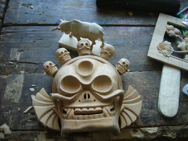 【艺术】蒙古风格的现代雕塑.雕刻 第67张 【艺术】蒙古风格的现代雕塑.雕刻 蒙古画廊