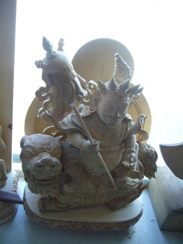 【艺术】蒙古风格的现代雕塑.雕刻 第73张 【艺术】蒙古风格的现代雕塑.雕刻 蒙古画廊
