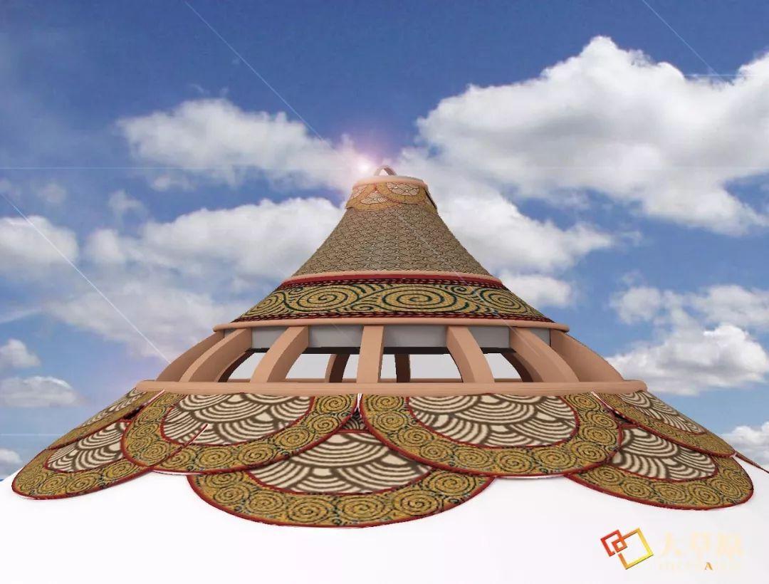 """有38年工作经验的蒙古国雕刻师,为什么将蒙古包称为""""会呼吸的建筑""""? 第3张"""