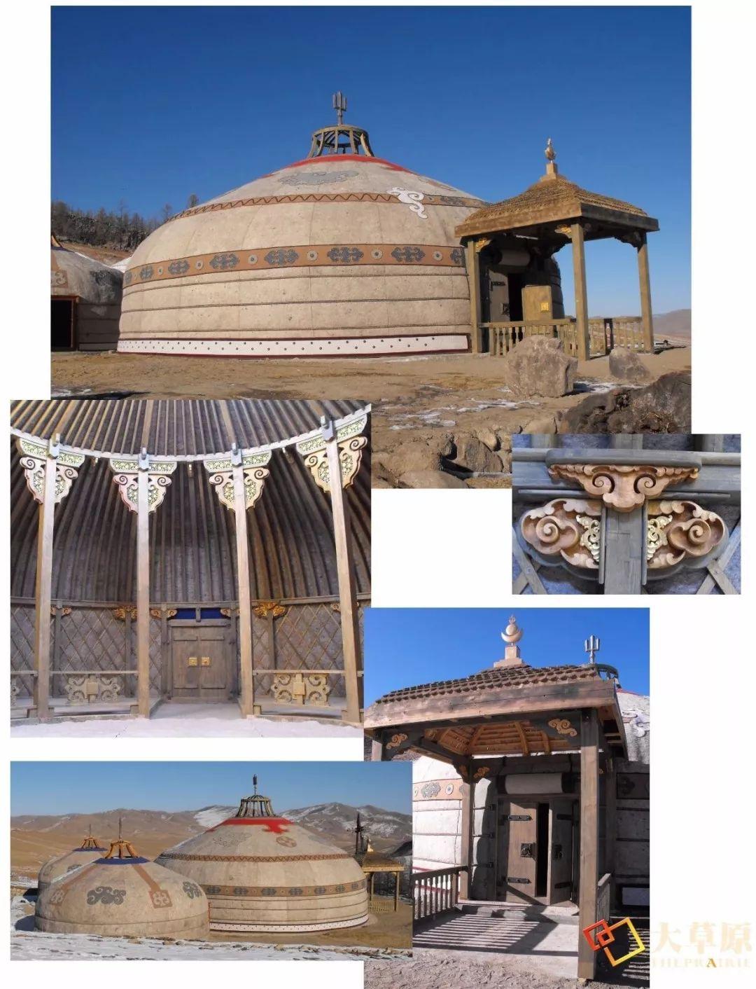 """有38年工作经验的蒙古国雕刻师,为什么将蒙古包称为""""会呼吸的建筑""""? 第2张"""