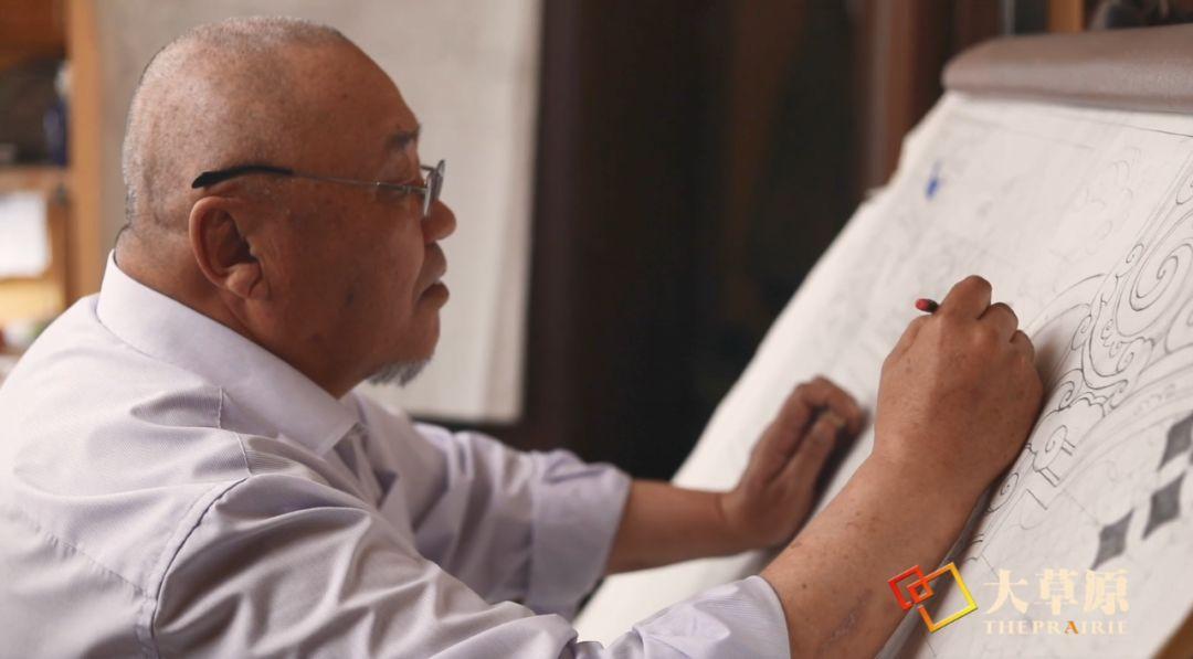 """有38年工作经验的蒙古国雕刻师,为什么将蒙古包称为""""会呼吸的建筑""""? 第7张"""