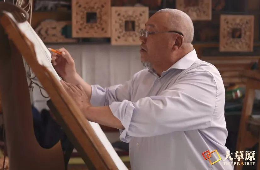 """有38年工作经验的蒙古国雕刻师,为什么将蒙古包称为""""会呼吸的建筑""""? 第9张"""