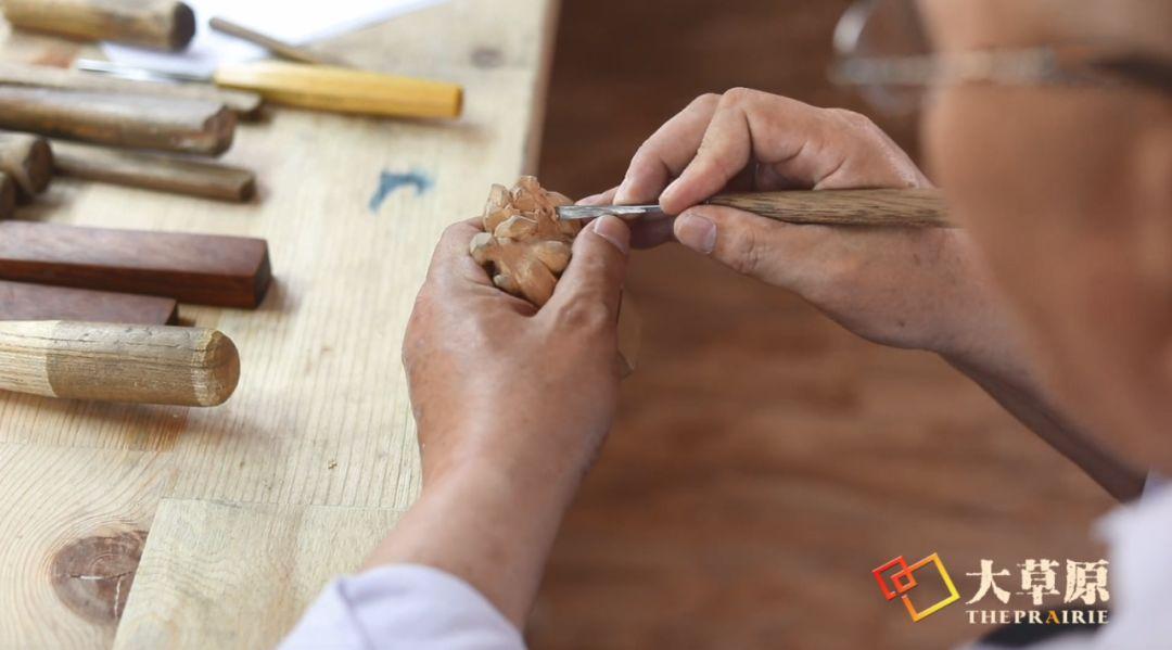 """有38年工作经验的蒙古国雕刻师,为什么将蒙古包称为""""会呼吸的建筑""""? 第17张"""