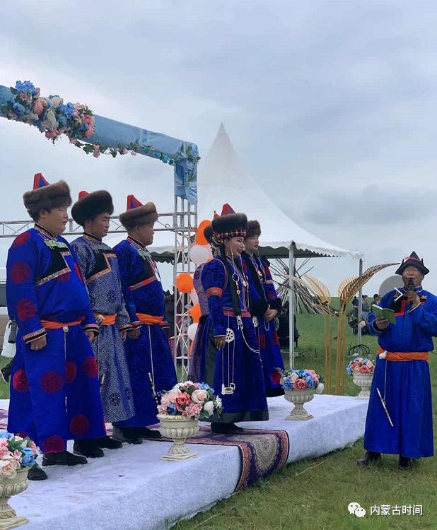七夕,邂逅一场布里亚特婚礼! 第4张 七夕,邂逅一场布里亚特婚礼! 蒙古文化