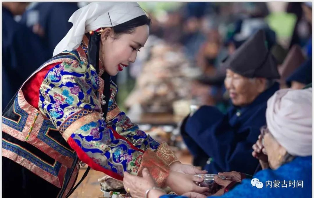 七夕,邂逅一场布里亚特婚礼! 第7张 七夕,邂逅一场布里亚特婚礼! 蒙古文化