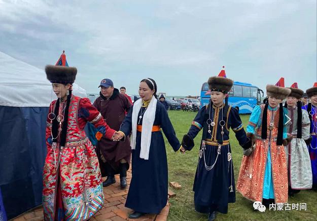 七夕,邂逅一场布里亚特婚礼! 第6张 七夕,邂逅一场布里亚特婚礼! 蒙古文化